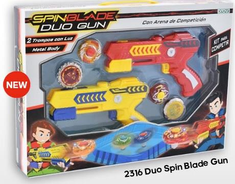 SPIN BLADE DUO GUN 2316